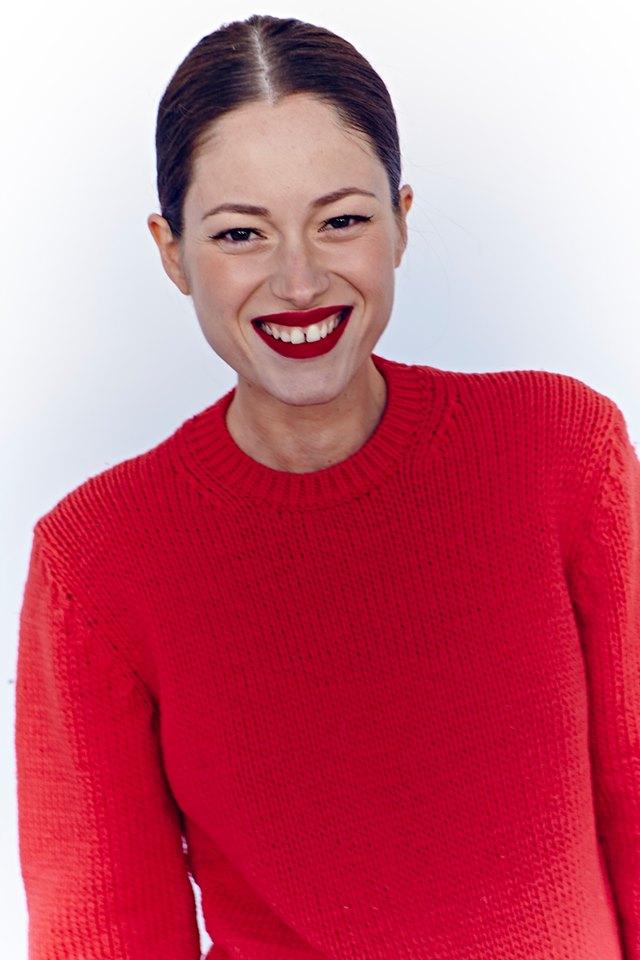 MAKE-UP ESSENTIAL: LAURA CALDAROLA