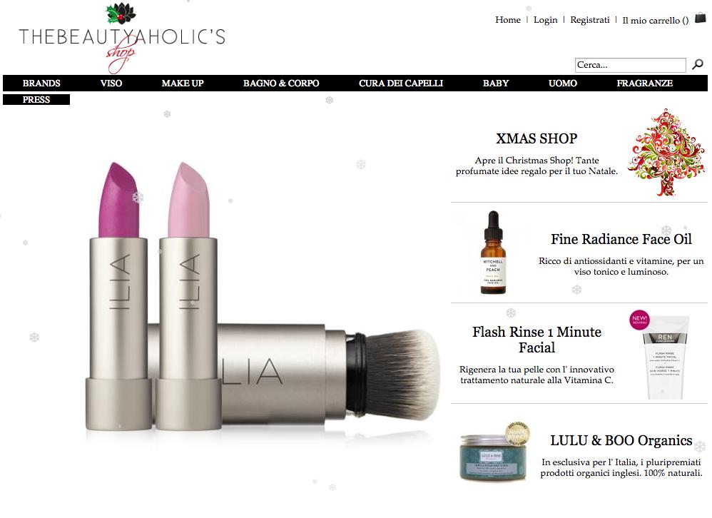 Regali Di Natale Bio.Regali Di Natale Bio Beaty Online Beauty Scenario